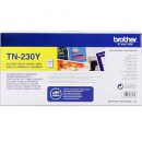 Toner Originale Brother TN-230Y Colore Giallo 1400 Pagine