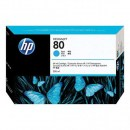 Cartuccia Originale HP C4846A (80) Colore Ciano 350 ml